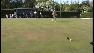 preview picture of video 'Crown Green Bowls - Wirral Merit Final 2010 - Part 2'