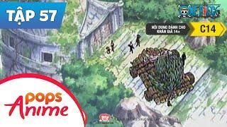 One Piece Tập 57 - Hòn Đảo Đơn Độc Ngoài Biển Xa - Đảo Mất Tích - Hoạt Hình Tiếng Việt