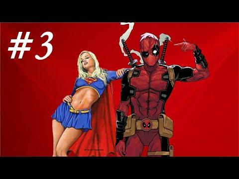 LeV   CZ&SK   Deadpool   #3   Kozatice   4K