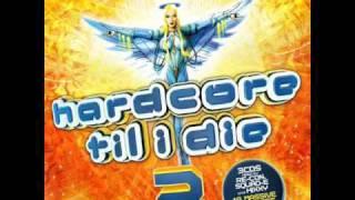 Happy Hardcore Til i die 2 -  Tinchy Stryder & Amelle - Leave Me Alone (Squad-E Remix)