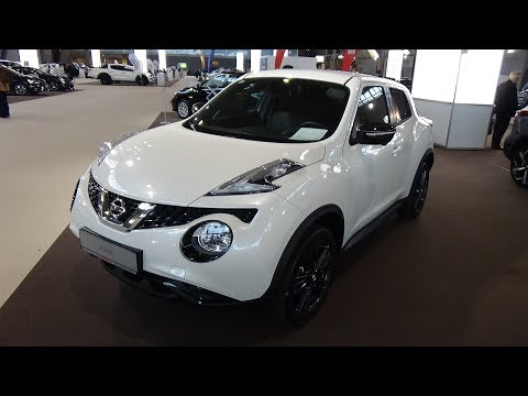 Nissan  Juke Паркетник класса B - рекламное видео 1