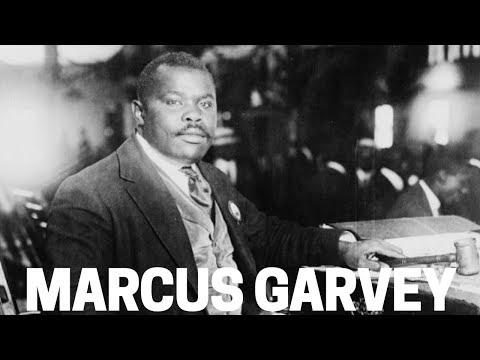 Biography: Marcus Garvey