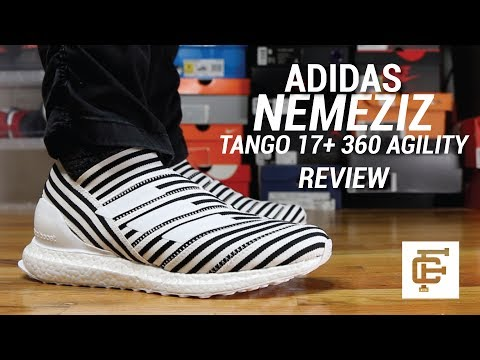 ADIDAS NEMEZIZ TANGO 17+ ULTRA BOOST REVIEW