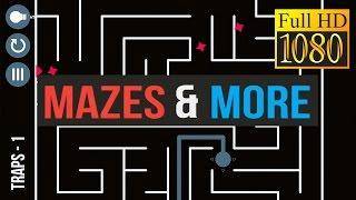 Mazes & More Game Review 1080P Official Leo De Sol GamesPuzzle 2016