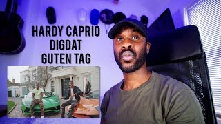 Hardy Caprio   Guten Tag (ft. DigDat) [Music Video] | GRM Daily [Reaction] | LeeToTheVI