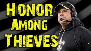 Sean Payton knocked out the Eagles with their own play design