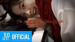 "TWICE DAHYUN ""The First Noel, Silent Night"" piano"