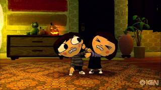 Costume Quest video