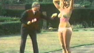 YouTube video E-card Another Classic from the Master Benny Hill Comedy Handyman Either Way One Of The Best