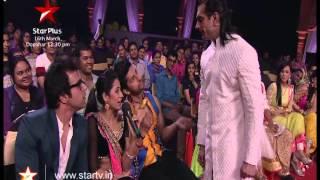 Star Holi - Karan Singh Grover has his audiences in splits