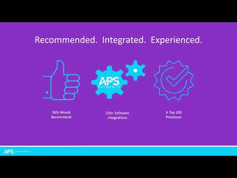 APS Payments for Acumatica Overview