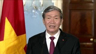 Quan Hệ Việt   Mỹ: Hai Bên Sẽ đối Thoại 'thẳng Thắn'