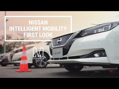 Nissan Intelligent Mobility First Look
