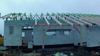 Hrubá stavba rodinného domu (2018)