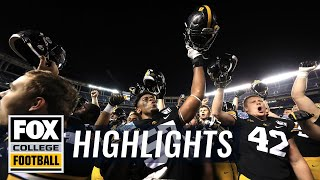 Ihmir Smith-Marsette leads Iowa past USC in Holiday Bowl, 49-24   HIGHLIGHTS   CFB ON FOX