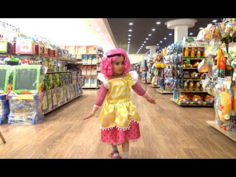 Lalaloopsy Child Costume Video Review
