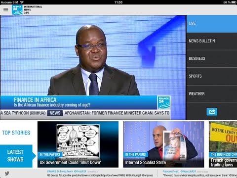 Video of FRANCE 24