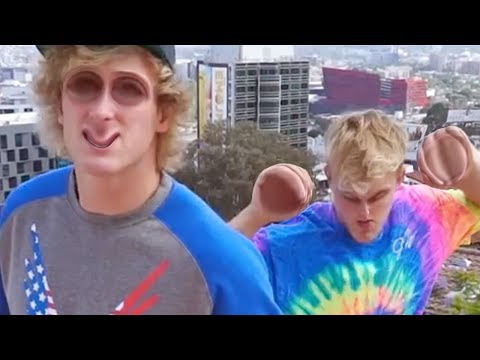 I Love You Bro but everytime Jake sings it speeds up and every time Logan sings it slows down