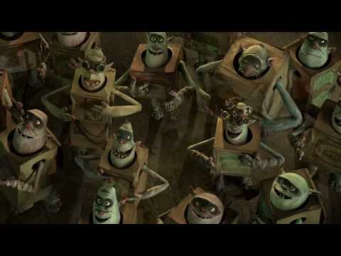 The Boxtrolls - International Teaser Trailer (Universal Pictures) HD