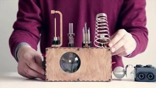 Loop|Motors,MagnetsandMotion:ElectronicMusicInstrumentsfromthePhysicalWorld