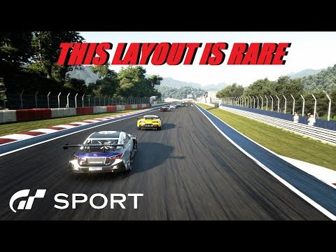 GT Sport A Rare Combination - Daily Race Monday