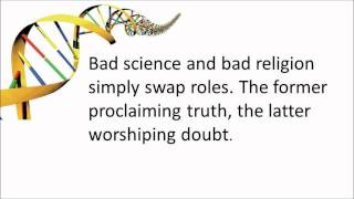 Bad Science And Bad Religion