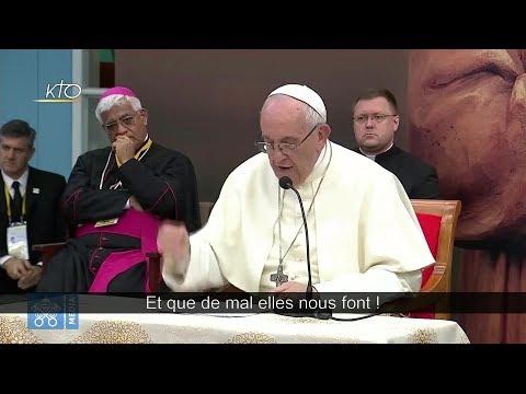 Au Pérou, François dénonce les divisions dans l'Eglise