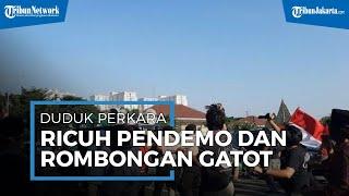 Duduk Perkara Rombongan Gatot Nurmantyo dan Pendemo Bentrok di TMP Kalibata, Kapolres Nyaris Diamuk