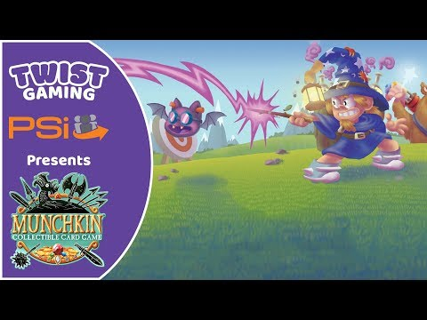PSI Presents: Munchkin: Collectible Card Game - First Impression