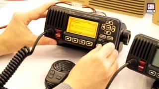 ICOM IC-M323, IC-M423 VHF hajórádió