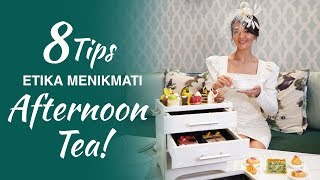 Farah Quinn - 8 Tips Etiquette Afternoon Tea Yang Wajib Diketahui