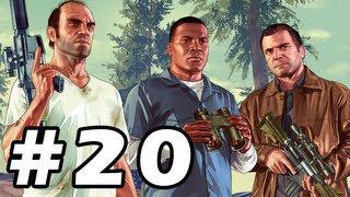 Grand Theft Auto 5 Gameplay Walkthrough Part 20 - GTA 5