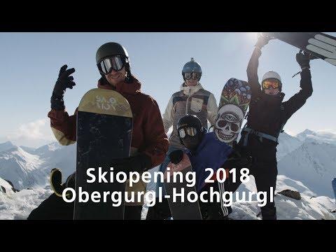 Otwarcie sezonu 2018/19 w Obergurgl-Hochgurgl