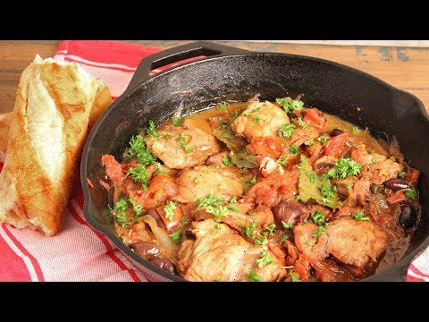 Italian Chicken Ragu | Ep. 1288