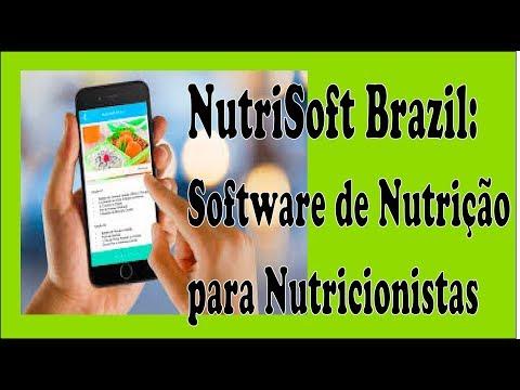 NutriSoft Brazil: Software de Nutrição para Nutricionistas ║ Bem Estar Segredos