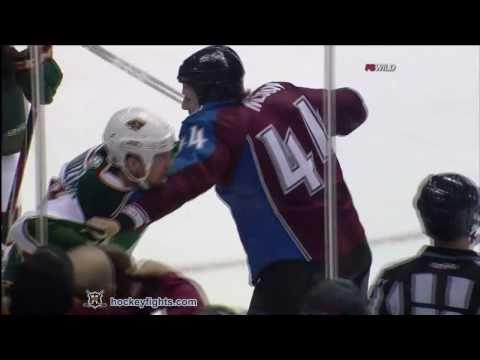 Ryan Wilson vs. Kyle Brodziak