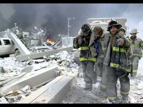"9/11 First Responder Tribute ""Paulie Kay"" - Irish Songwriter Mark Cunningham"