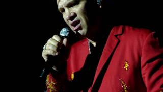 Chris Isaak Zurich 21th June 2010 Worked it Out Wrong
