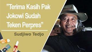 Presiden Teken Perpres Cukai Rokok untuk Tutup Defisit BPJS, Sudjiwo Tedjo: Terima Kasih Pak Jokowi