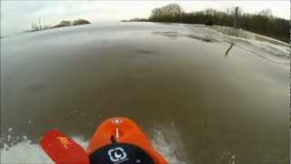 preview picture of video 'kayak Larçay première session.wmv'