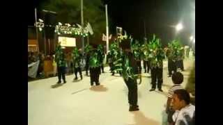 preview picture of video 'Batucada cruz vieja - Carnavales de Villa Santa Rosa 2013'