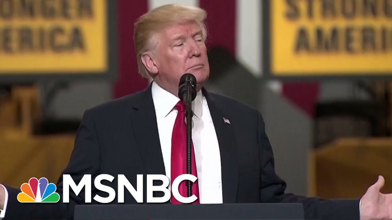 Chris Hayes: Roseanne Barr Reflects A Chunk Of The President Donald Trump Base   All In   MSNBC thumbnail
