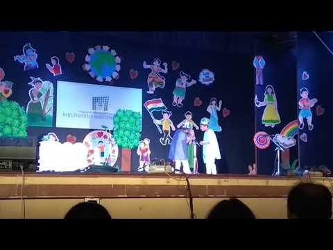 Annual day 2018 drama by angad