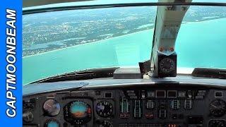 Cessna Citation II Landing Naples Florida APF