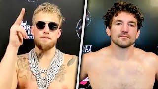Jake Paul vs Ben Askren - FULL POST FIGHT PRESS CONFERNCE /HIGHLIGHTS - Fight Night