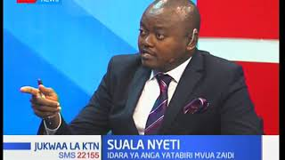 Jukwaa la KTN: Athari za mvua kubwa zashuhudiwa