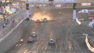 Lucas Oil Off Road Racing Series  Limited Buggy Round 13 Las Vegas