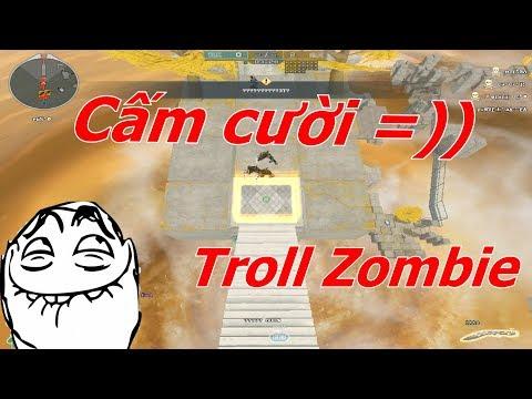 Khi M700 được tăng 800% hỏa lực trong Zombie Escape - Tiền Zombie v4 (видео)