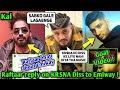 Raftaar Chat Talking about Emiway | Raftaar reply on Why support KR$NA Diss to Emiway | Emiway New