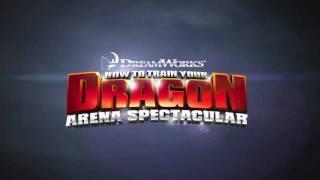 Как приручить дракона, How to Train Your Dragon Arena Spectacular 1